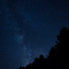 Night sky from Long Island North, Harpswell, Maine… August 26, 2014.