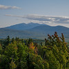 Northern Presidentials from Milan Hill State Park… September 15, 2014.