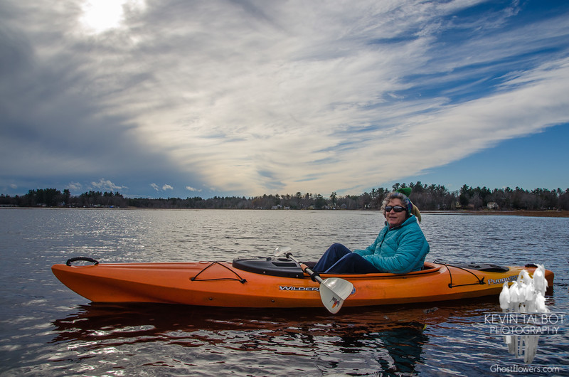 Christmas Day Paddle… December 25, 2014.
