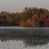 Last light on the Powow, again… October 7, 2015.