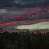 Last sunset of Summer 2015-Powow Marsh… September 22, 2015.