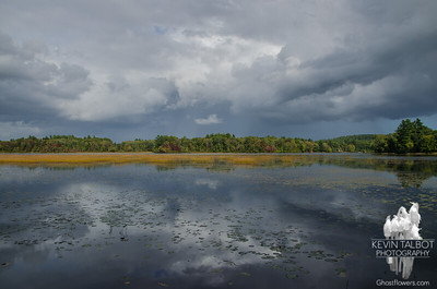 Today on the Powow-waiting for the rain… September 29, 2015.