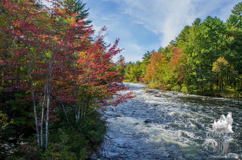 Ossipee River… October 4, 2015.