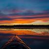 Powow sunset… June 17, 2015.