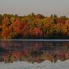 River Fire-Powow as the shadows grow long… October 11, 2015.