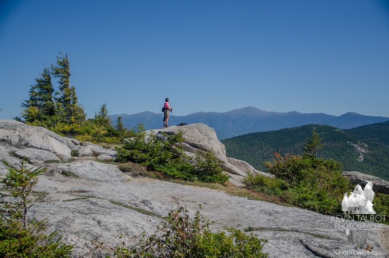 "Can you say, ""Bluebird Day""?-Middle Sugarloaf… September 15, 2015."