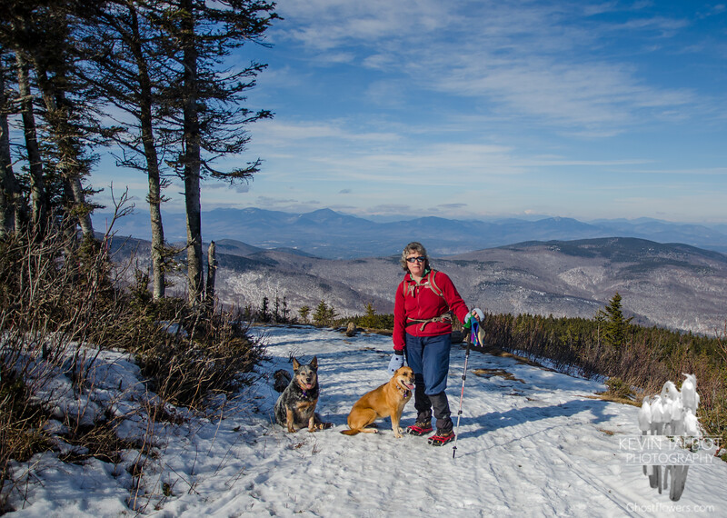 Spring hiking in February on Mount Shaw… February 17, 2016.
