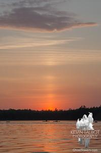 Powow sun pillar… May 25, 2016.