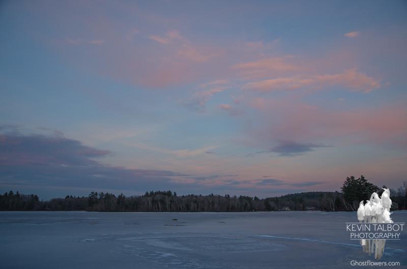 Back home on the Powow-Sky Blue Pink… January 31, 2016.
