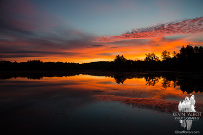 I understand there was a pretty sweet sunrise in New Hampshire this morning... October 29, 2016.