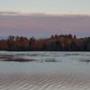 Across the pond at sunset... November 27, 2016.