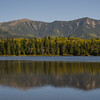 Franconia Ridge from Lonesome Lake today... September 13, 2016.