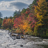 Today along the Ossipee River... October 15, 2017.