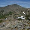 Bluebird Day in the Alpine Zone-Mount Monroe... May 30, 2018.