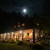 Moonrise Over Camp Susan Curtis... September 24, 2021.