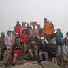 Great Group Today on Moosilauke... September 18, 2021.