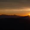 Sunset Over the Sandwich Range Tonight... August 3, 2021.