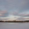 Eastern Sky at Dusk... February 16, 2020.