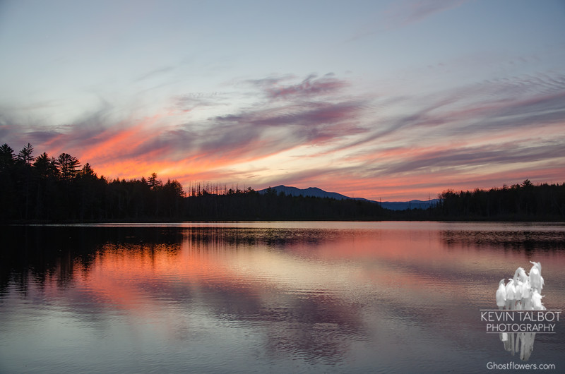 Sunset Last Night from a Favorite Spot Near Camp... May 19, 2020.
