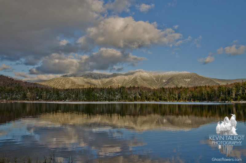 Lonesome Lake, October 28, 2011.