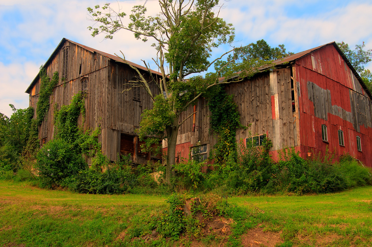 August 26 - Barn in central PA