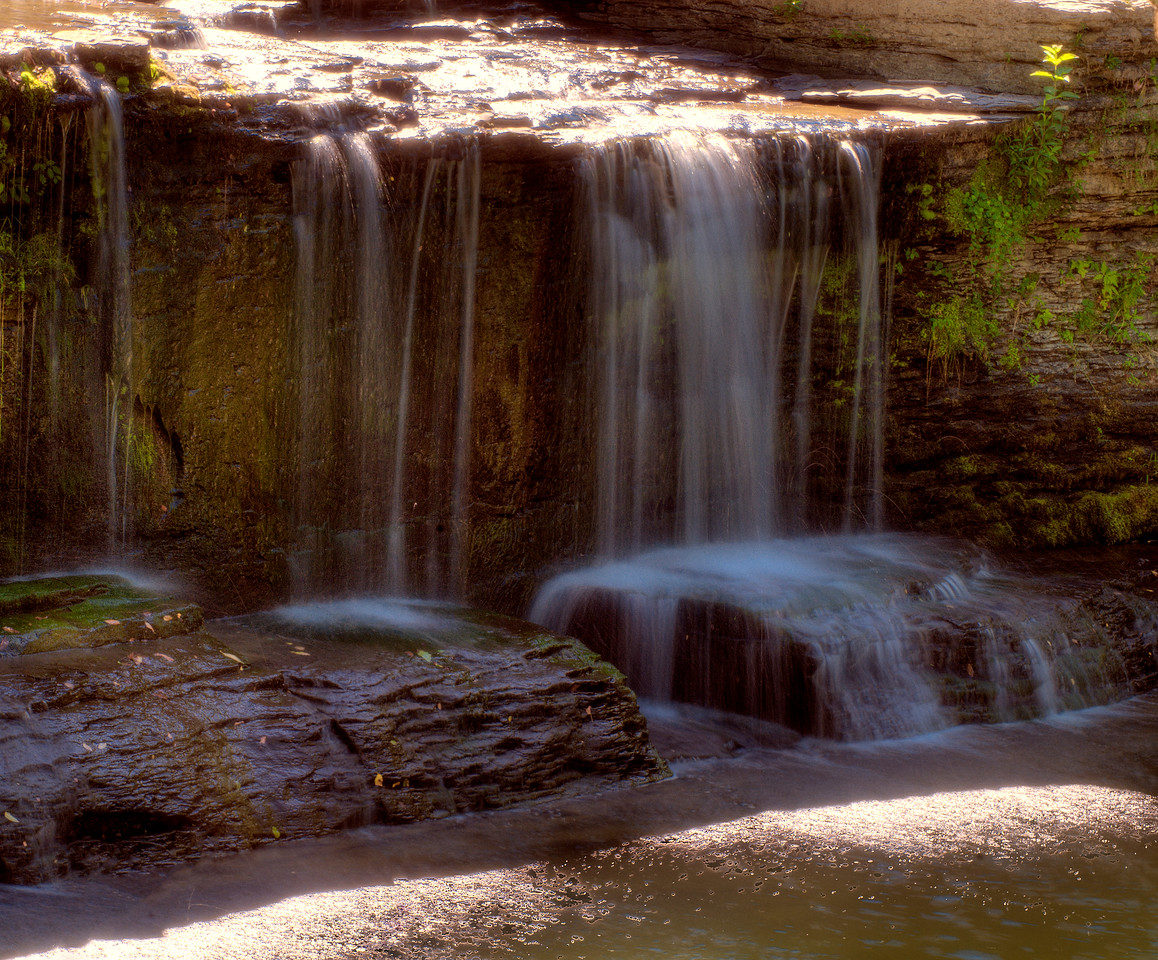August 5 - Upperville Falls, Smyrna, NY