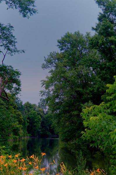 July 18 - Chenango River between Earlville and Sherburne