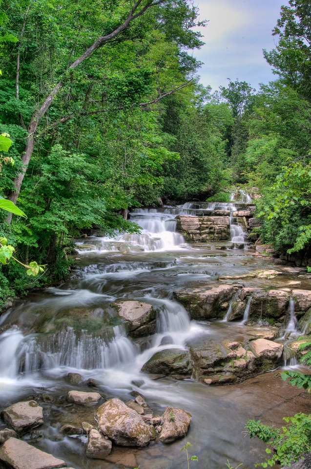 July 7 - Stockbridge Falls, Madison County.