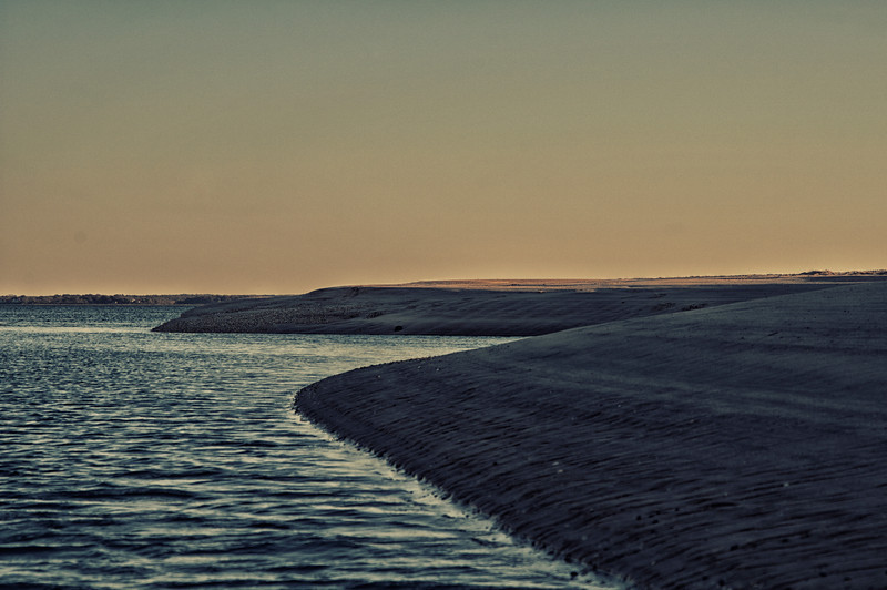 October 25 - Inlet to the Bay - Peconic Bay, Cutchogue, NY.