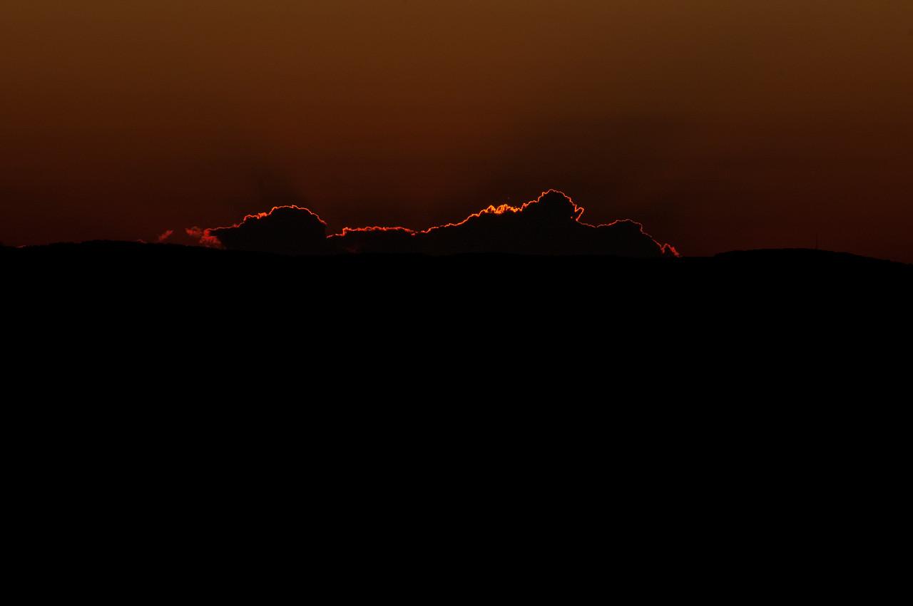 August 29 - Sunset