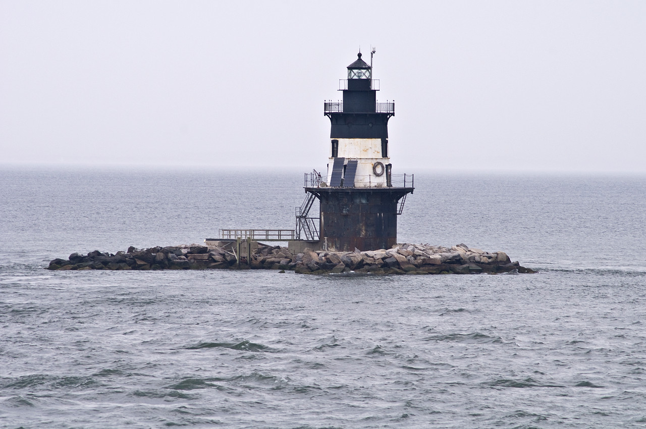 April 4 - Orient Point Lighthouse. Tradition: I have taken photographs of this lighthouse whenever I have passed it dating back to the late 1960s.  The ferry from passes here on the trip to my hometown.