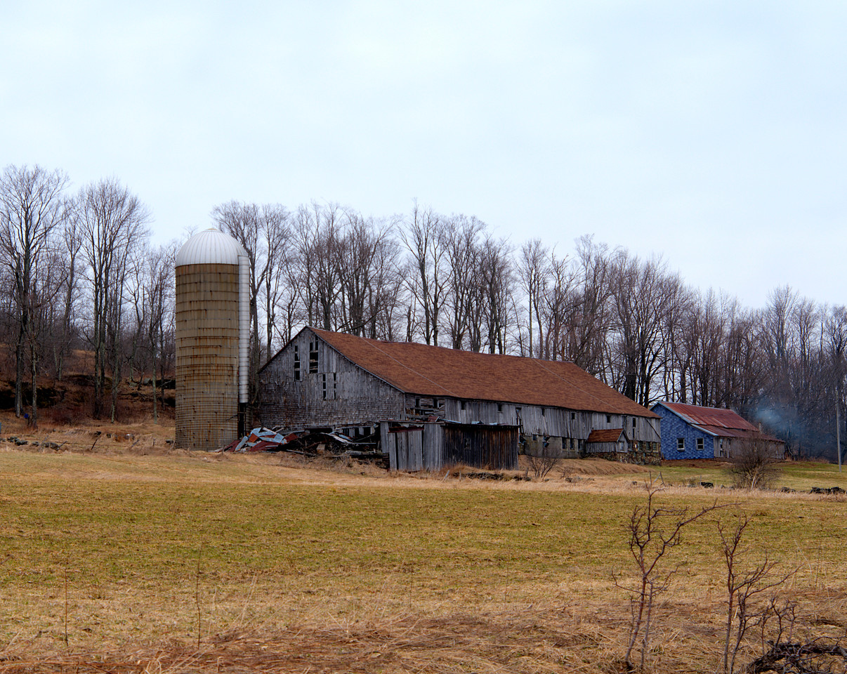 April 8 - Delaware County Farm