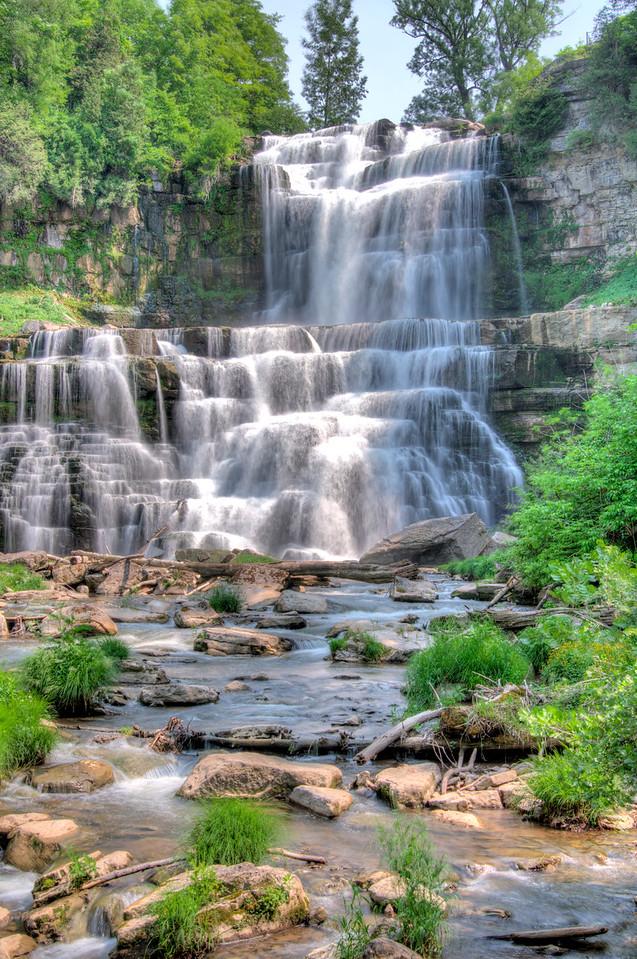 June 9 - Chittenango Falls