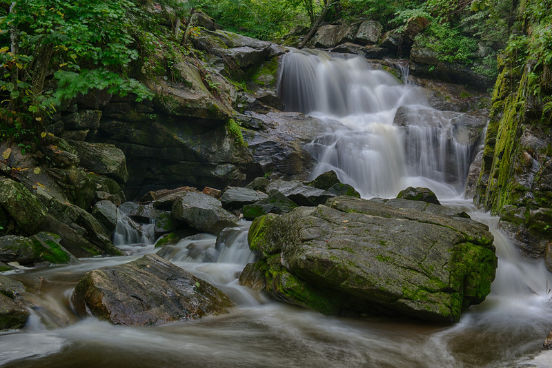 August 13 - Faville Falls