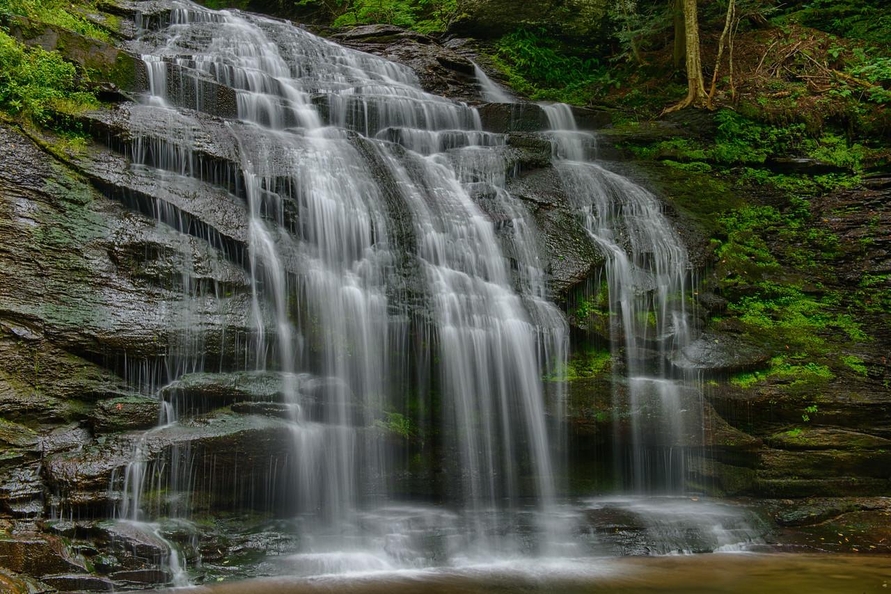 August 12 - Rexford Falls