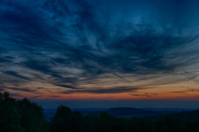 August 6 - Twilight in Sherburne