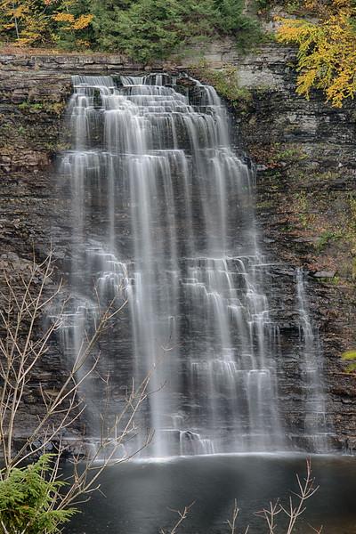 October 8 - Salmon River Falls