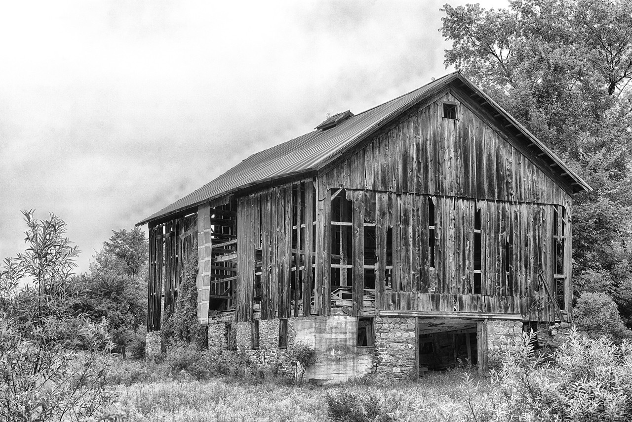 August 4 - South Brookfield Barn
