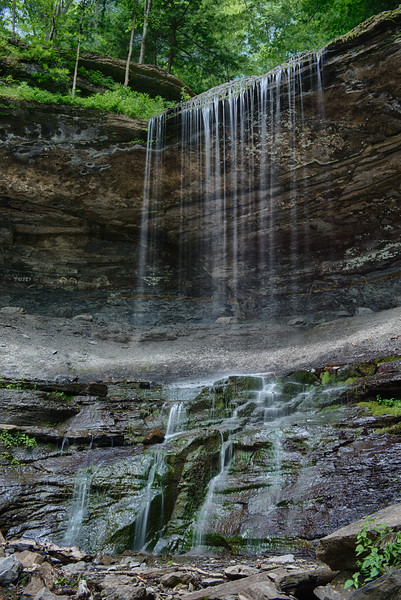 July 30 - Tinker Falls