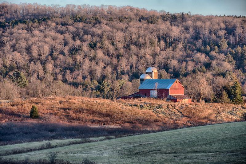 November 29 - Town of Hamilton Barn