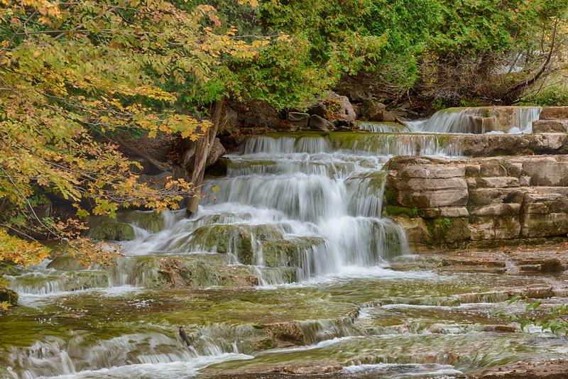October 3 - Stockbridge Falls