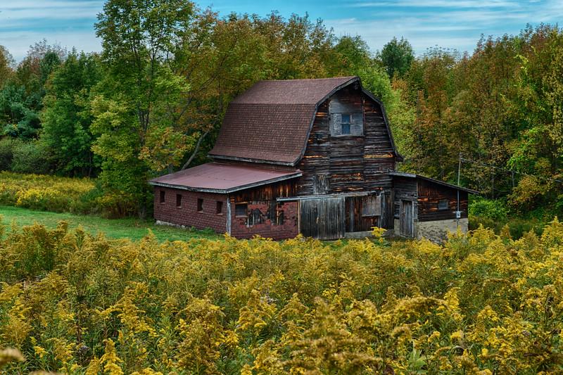 September 21 - Franklin Mountain, Oneonta, NY