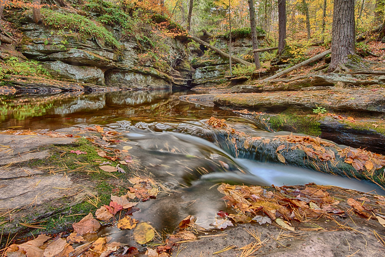 October 21 - Ricketts Glen.