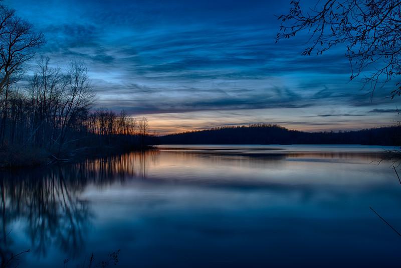 December 9 - Oswegatchie River, Newton Falls, Adirondacks