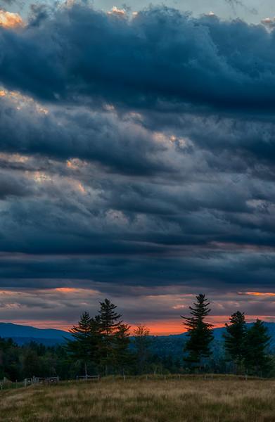 September 14 - Sunset in the Adirondacks