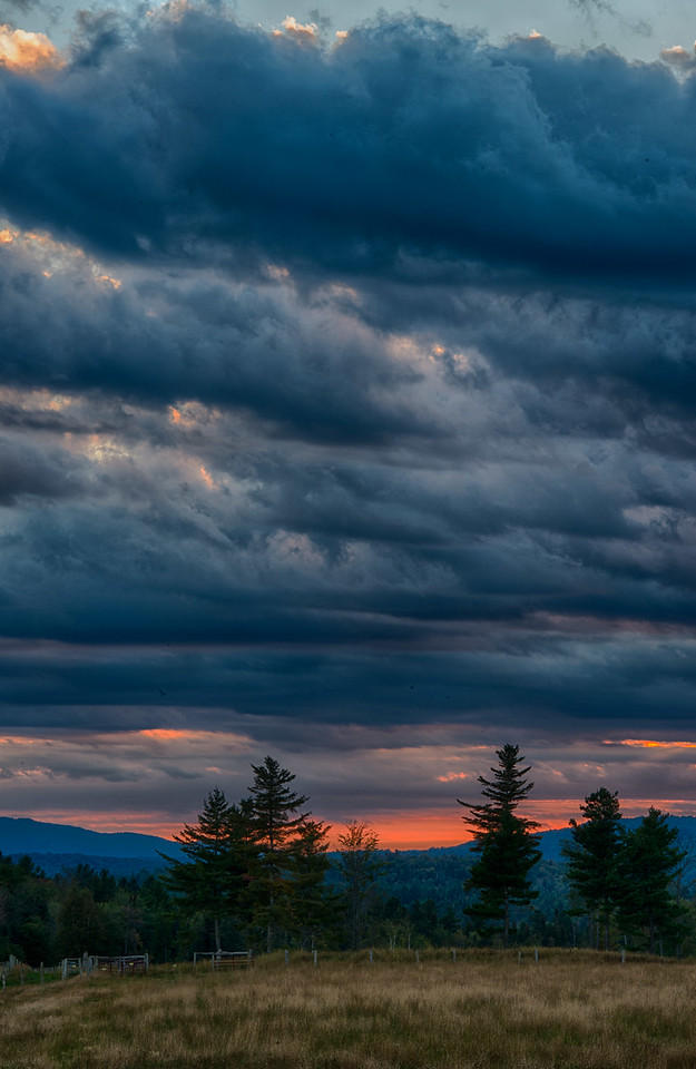 September 14 - Sunset in the Adirondacks