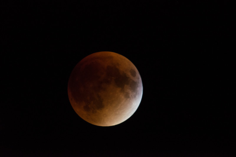 September 27 - Luna Eclipse