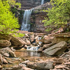 May 23 - Katterskill Falls in the Catskill Mountains