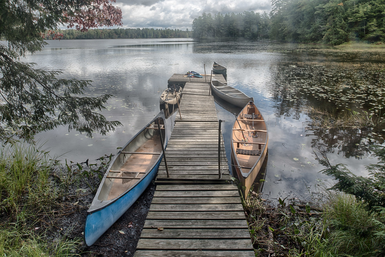 September 18 - Beaver Lake, Western Adirondacks
