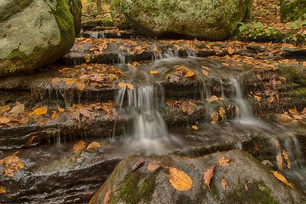 October 17 - Pixley Falls State Park